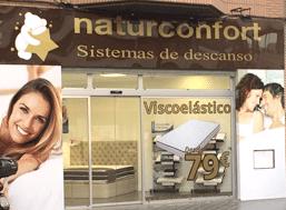 Tienda de colchones en valencia naturconfort colchones naturconfort - Colchones en valencia ...