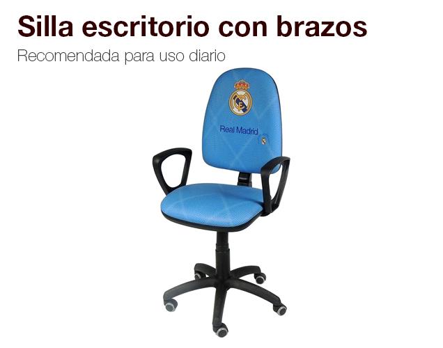 sillas escritorio madrid