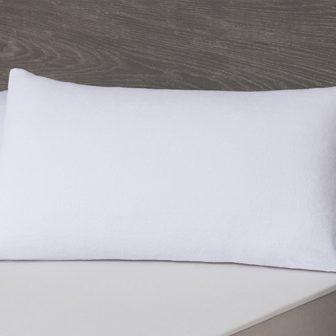 funda de almohada antiacaros inicio